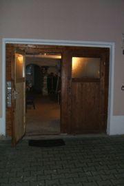 Werkstatträume in einem ehemaligen Bauernhof