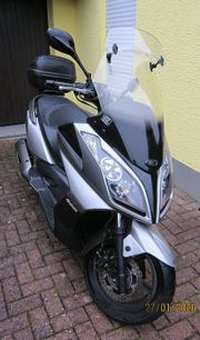 KYMCO Downtown 300 antrazit Modell