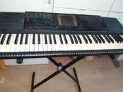 Keyboard Yamaha PSR-330 mit Ständer