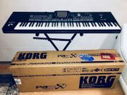 Keyboard KORG PA3X INTERNATIONAL 76