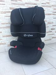 Cybex Kindersitz Silverline Solution X-Fix