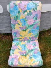 4 Stuhlauflagen