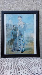 Bild von Pablo Picasso Zwei