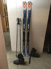 Ski 173 cm Völkl Skischuhe