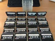 BASF Chromdioxid II Cassetten Tapes