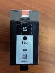 HP Tintenpatronen schwarz