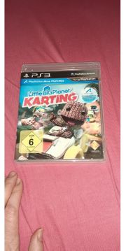 Playstation 3 LittleBIGPlanet Karting