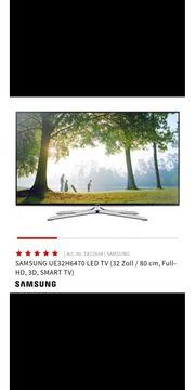 3D Samsung TV UE32H6470SS 3D