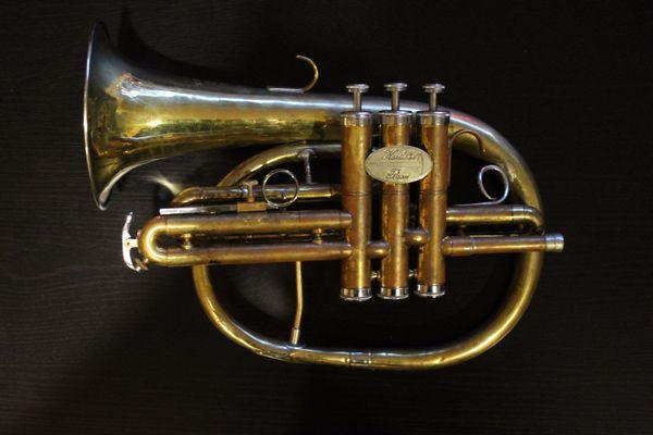 B - Kuhlohorn mit Perinetventilen inklusive