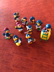 Bingo Birds Figuren