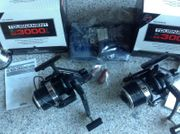 2 Daiwa Tournament SS 3000