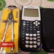 taschenrechner TI84 plus texas instruments