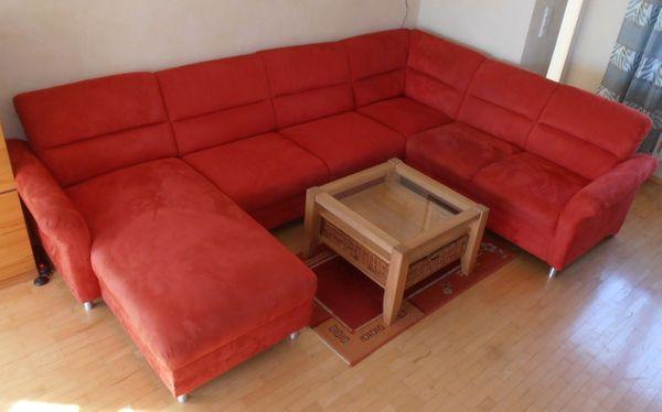 Couch Eckcouch Sofa Ecksofa Wohnlandschaft