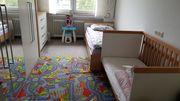 Kinderbett und Einzelbett