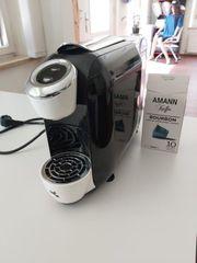 Kapsel-Kaffeemaschine