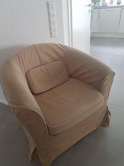 Gemütlicher Sessel zu verschenken