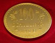Goldmünze Österreich 100 Schilling 1928