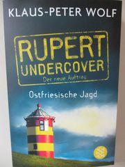 Rupert Undercover - Ostfriesische Jagd von