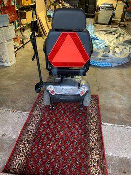 Mobilis M58 Elektromobil Seniorenmobil mit: Kleinanzeigen aus Osterode - Rubrik Medizinische Hilfsmittel, Rollstühle