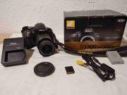 NIKON D3300 24 MPixel 16