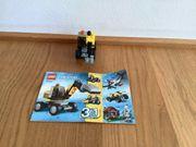 Lego 31014 Mini Baustellenfahrzeuge
