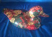 Vintage Enesco ART Keramik Ente -