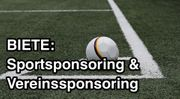 Trikotsponsoring Vereinssponsoring für Vereine im