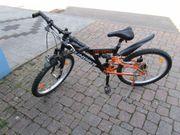 Mountainbike MTB Konibike 24 Zoll