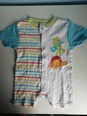 Baby Kurzarm Schlafanzug gr 68