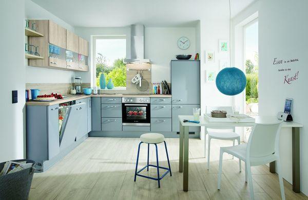 NOBILIA Winkelküche 245 x 290