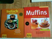 10 verschiedene Back- und Kochbücher