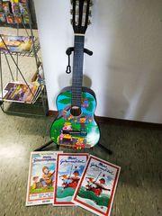 Gitarrenunterricht für 5-7 jährige im