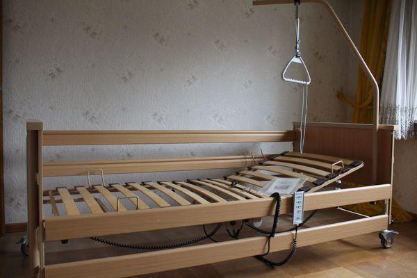 Pflegebett von Burmeier