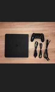 PS4 1 TB mit 1
