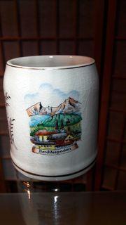 Berchtesgaden Bierkrug 1 4L Steinkrug
