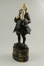Bronze von BRUNO ZACH - Connoisseur -