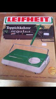 Teppich-Kehrer zu verkaufen