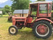 Traktor MC Cormick International B275