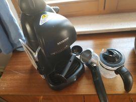 Kaffee-, Espressomaschinen - Severin Espressomaschine mit Aufschäumer