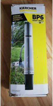 Kärcher Tauchdruckpumpe BP6 Deep well