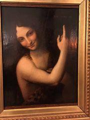 Leonardo Da Vinci Johannes der