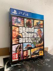 Merchandising Aufsteller GTA 5