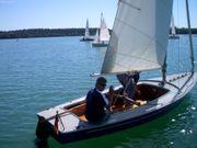 Segelboot Kielzugvogel Ravell