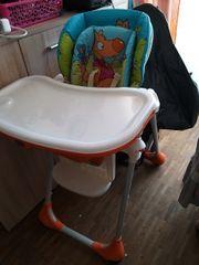 Bieten Babysitztisch zum Verkauf an