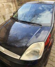 Verkaufe mein Ford Fiesta