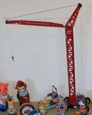 Blechspielzeug Kran ca 55 cm