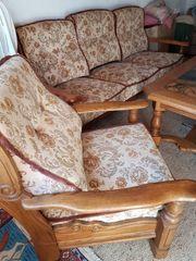 Polstergarnitur Couch