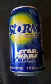 Leere SammelDose Storm - Star Wars