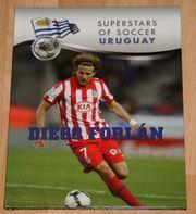 Buch Diego Forlan - Superstars of Soccer