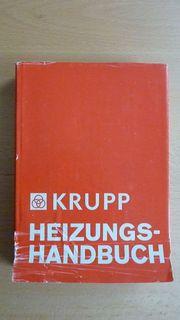 Krupp Heizungshandbuch